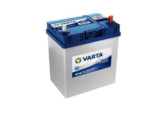 VARTA 5401260333132 Аккумулятор  40AH 330A(JIS) клемы 0 (187x127x227) S4 018 тонкая клема