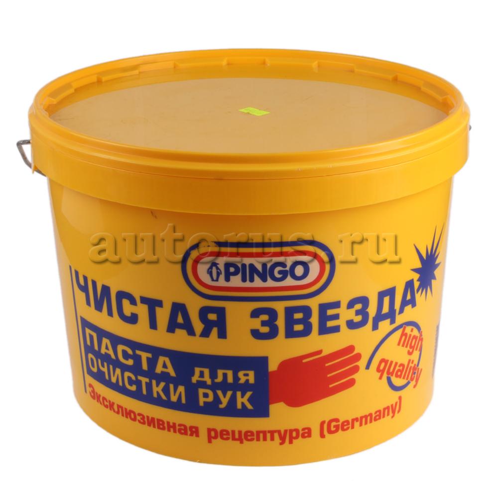 """PINGO 850100 Очиститель-паста для рук """"""""Чистая звезда"""""""" 11 л"""