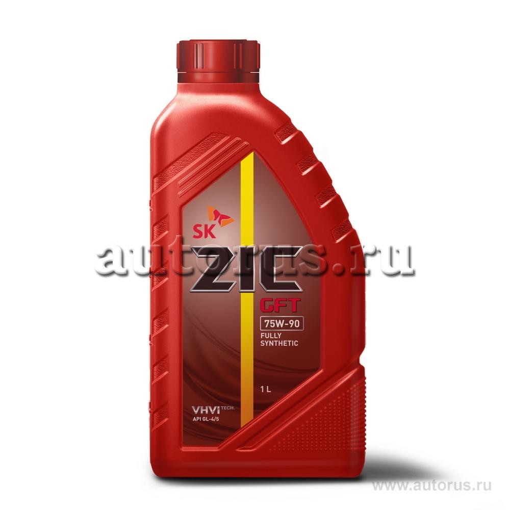 Zic 132629 Масло трансм. синтетика 75w-90,   1л.