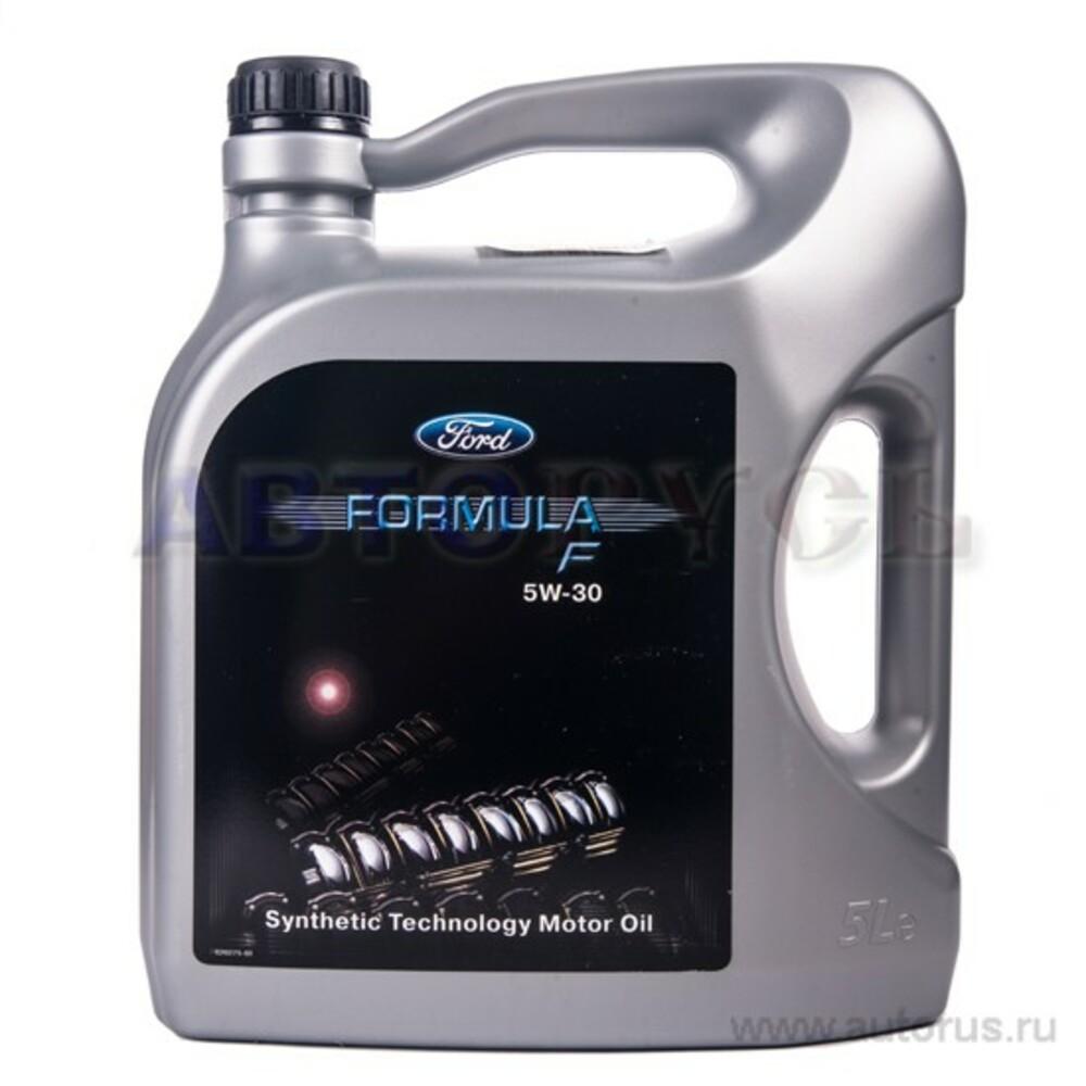 FORD 15595E Масло моторное синтетика 5w-30 5 л.