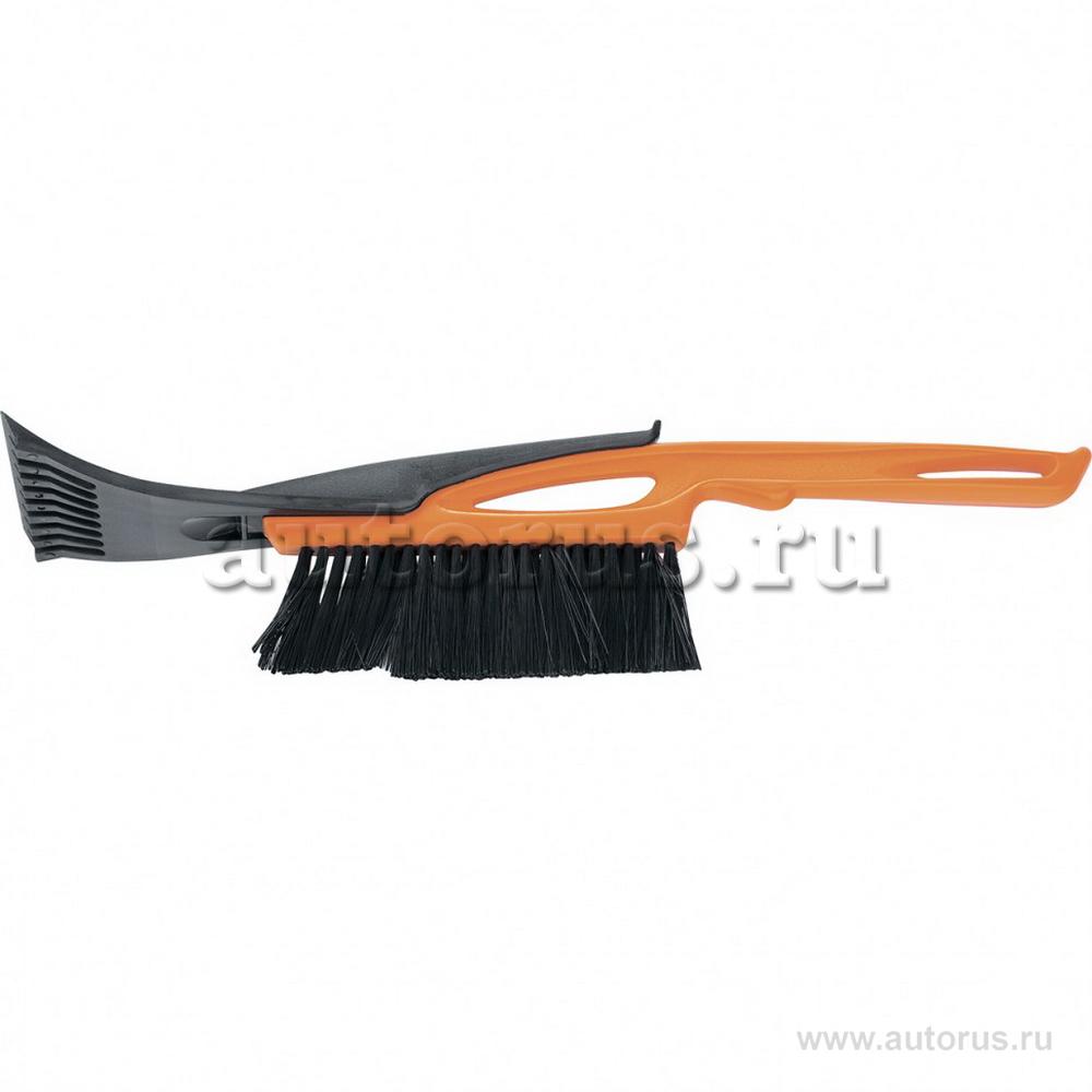 Sparta 552915 Щетка-сметка для снега со скребком, 415 мм Sparta Россия