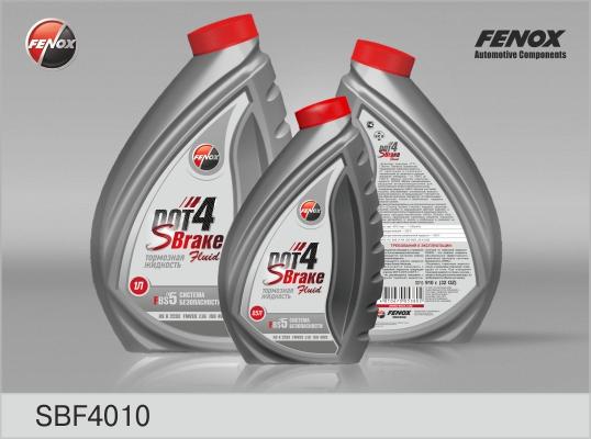 FENOX SBF4010 Жидкость тормозная