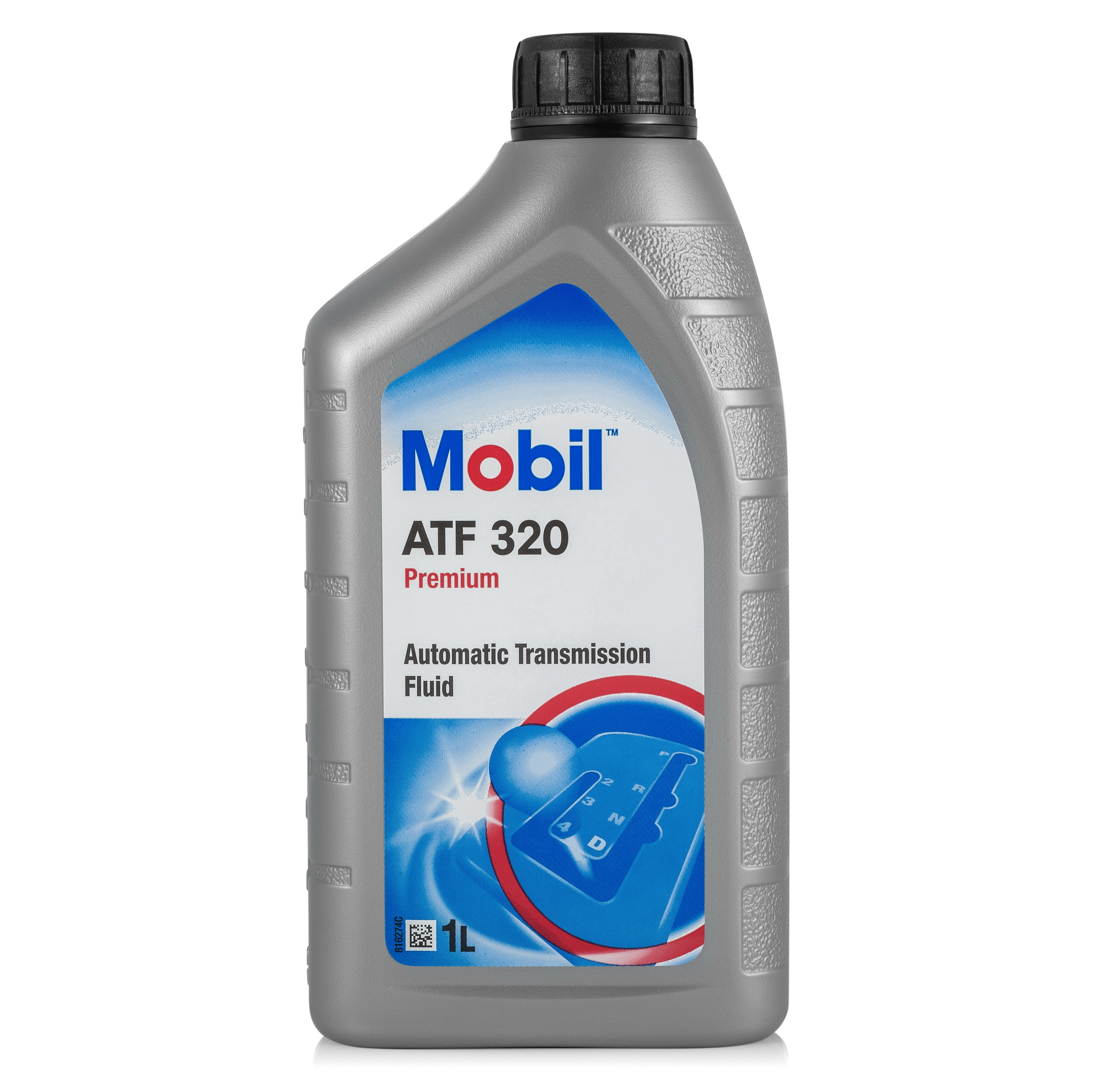 Mobil 152646 Масло трансм.  ,   1л.