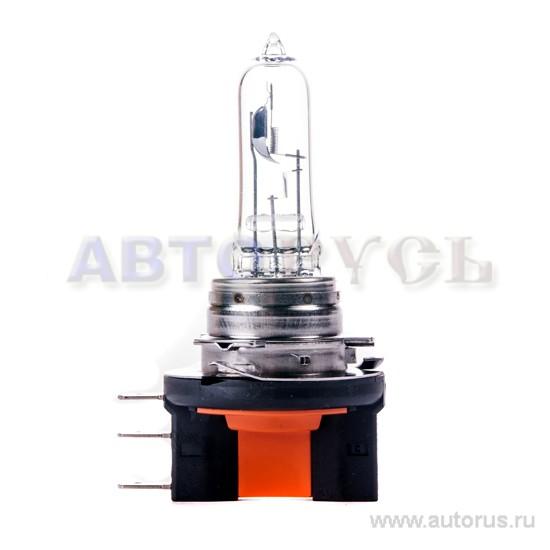 Osram 64176 Лампа галогеновая Original H15 PGJ23T-1 12 55/15W 3200, 1