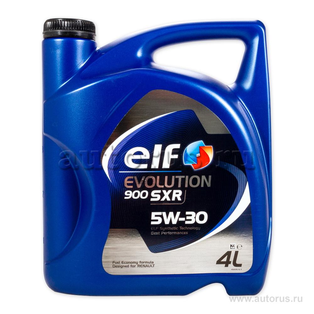 ELF 10160501 Масло моторное синтетика 5w-30 4 л.