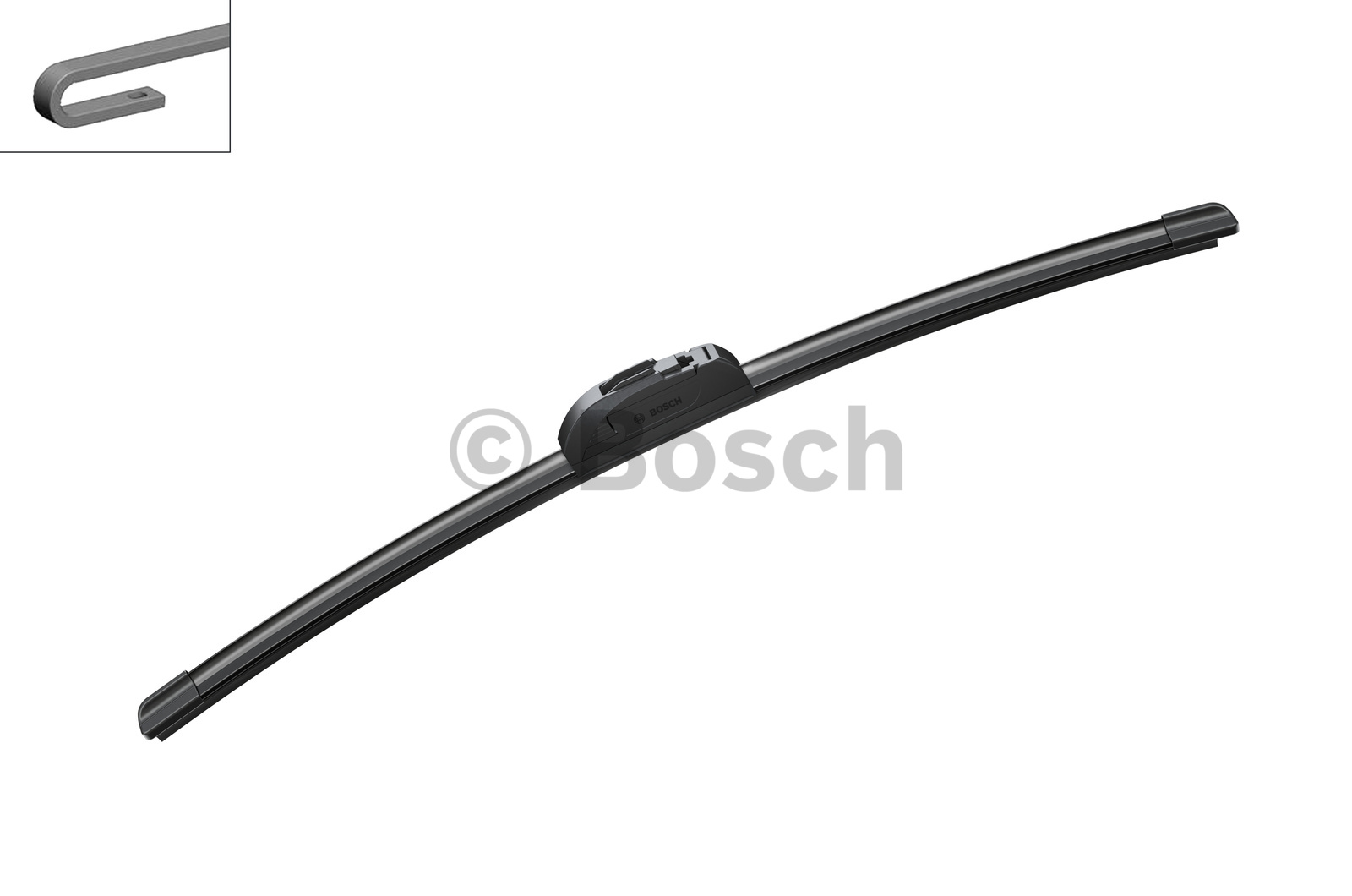 Bosch 3397008535 Щетка бескаркасная, крючок, 500мм