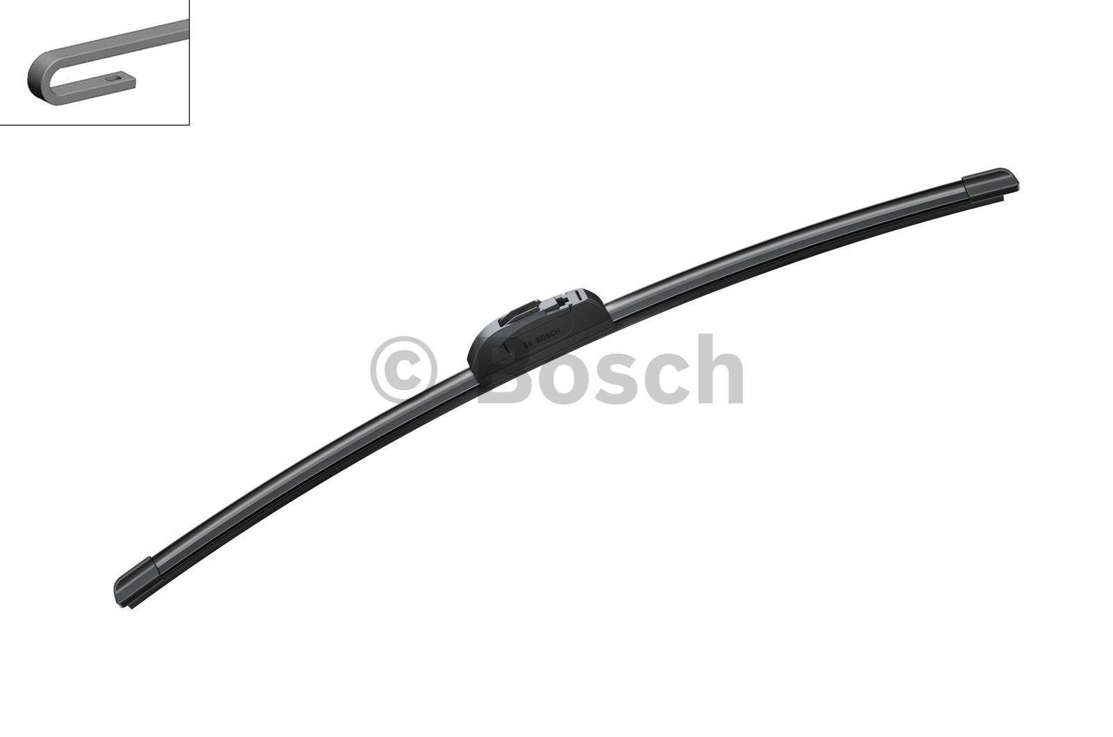 Bosch 3397008537 Щетка бескаркасная, крючок, 550мм
