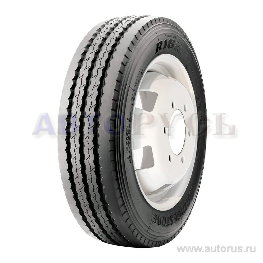 Bridgestone TBR0S12403 Шина  Bridgestone R168 235/75 R17.5 J143/141 Магистральная прицеп