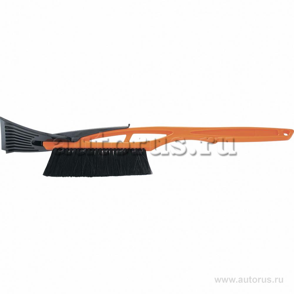Sparta 552935 Щетка-сметка для снега со скребком, 530 мм Sparta Россия